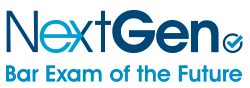 Next Gen, Bar Exam of the Future logo
