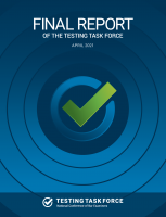 Final Report of the Testing Task Force April 2021 Testing Task Force National Conference of Bar Examiners